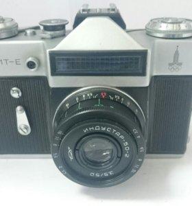 Фотоаппарат Зеркальный Zenit-E Олимпийский СССР