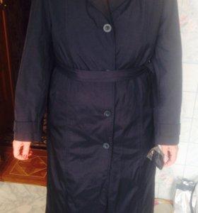 Новое пальто 52 - 54 размера