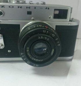 Фотоаппарат Zorki 4 СССР