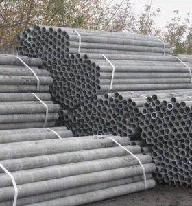 Асбестоцементный трубы, жби  для канализации