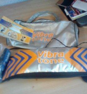"""Электровибромассажный пояс для похудения """"VibraTon"""