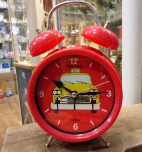 часы будильник такчи