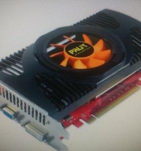 Видеокарта nvidia gts250