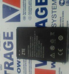 Аккумулятор zte a5