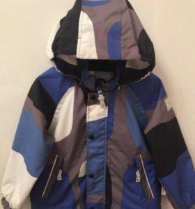 Куртка демисезонная reima tec