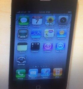 Айфон 4 на 8г