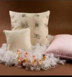 Пошьем в быстрый срок подушки