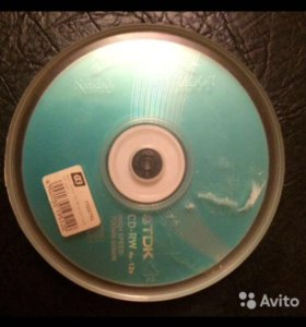 CD -RW.