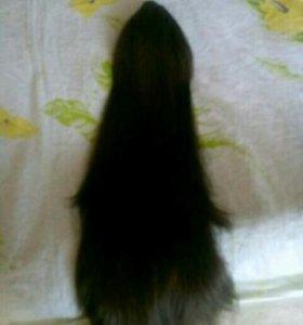 Накладной волос хвост