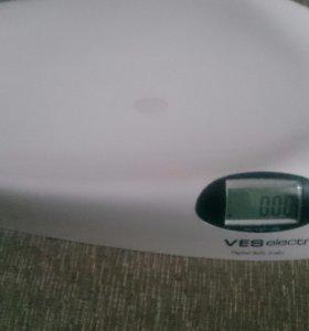 Весы детские