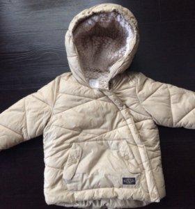Куртка Zara,на рост 98 см