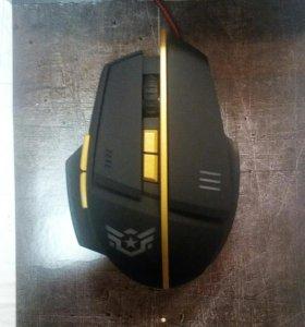 Игровая мышка QUMO DRAGON 20791 (новая)
