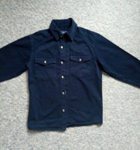 Качественная джинсовая рубашка
