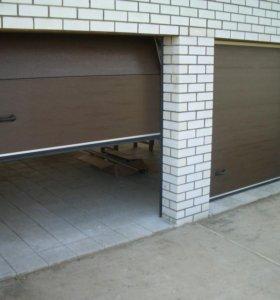 Ворота ш 2500 в 2000 под заказ