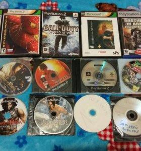 PlayStation 2 + 19 дисков
