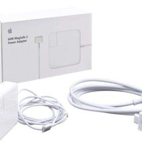 Адаптер питания Apple MagSafe 2 60W