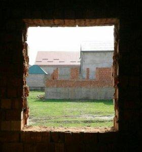 Разрушение кирпича и бетона