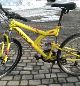 Велосипед. SPORTCLUB. После ТО