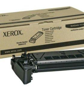 Xerox wc 4118 Оригинальный тонер-картридж