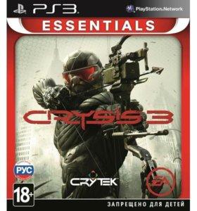 Игра для PS3 - CRYSIS 3