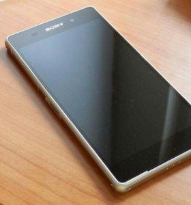 Смартфон Sony Xperia z2 чёрный