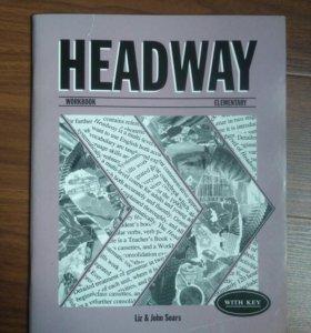 Headway рабочая тетрадь