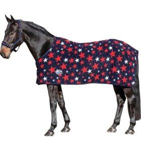 Флисовая попона для лошади