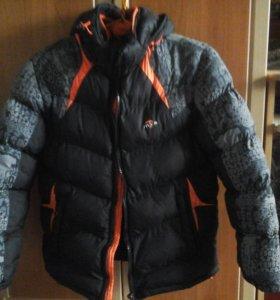 Куртка зимняя подростковая )