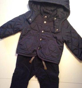 Детская куртка,брюки