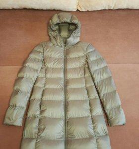 Пуховик пальто Uniglo