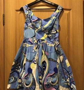 Платье( можно беременным)