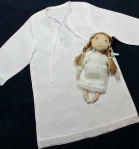 Крестильная сорочка (унисекс)