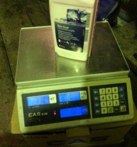 Торговые весы CAS ER-PLUS-15 (C)