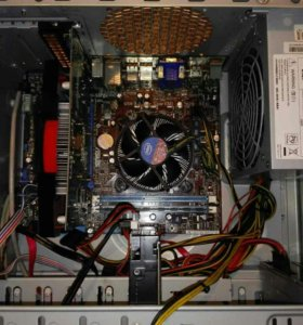 Системный блок на Intel i3