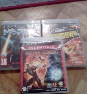 Продажа, обмен игр на PS3
