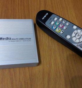 USB тв-тюнер Aver Media M036