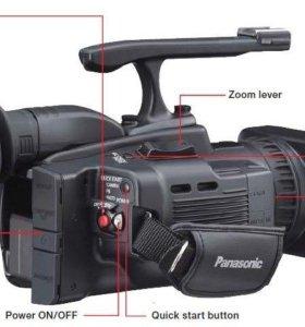 Видеокамера Panasonic AG-DVC 30 E