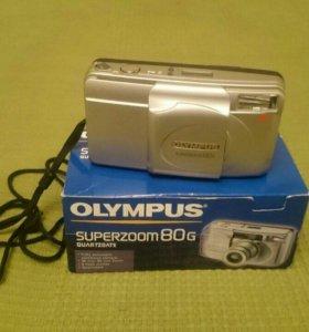Фотоаппарат Olympus superzoom80G