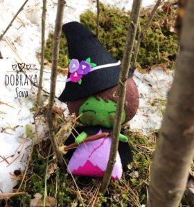 Кукла , игровая авторская игрушка