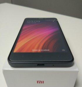 """Смартфон Xiaomi Redmi 4А, 2/32 гб, 5"""" HD"""
