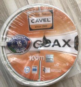 Антенный кабель 30м