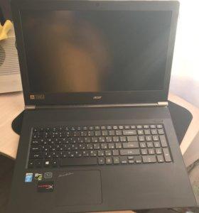 Игровой ноутбук acer aspire VN7-791G