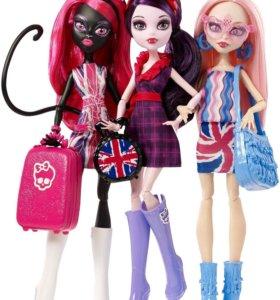 Новый набор кукол Monster High оригинал от mattel