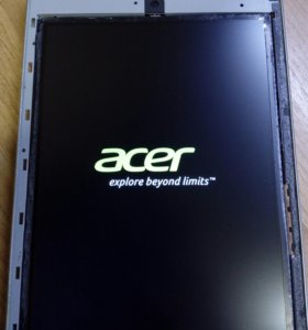 Дисплей для Acer Iconia Tab A1-810/811