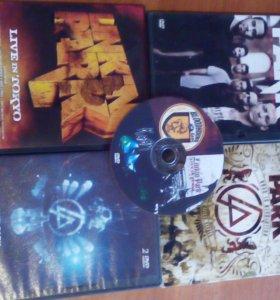 DVD Linkin Park