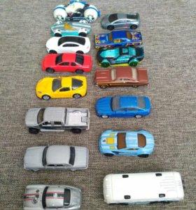 Машинки детские,металлические