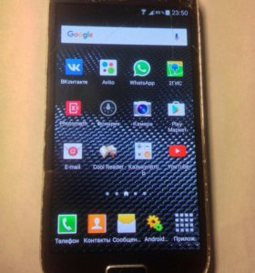 Samsung Galaxy S4 mini Black Edition GT-i9195 LTE