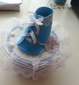Подарок маме на рождение малыша