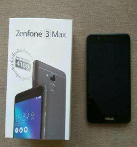 Asus ZenFone 3 Max ZC 520TL 16GB (серый)