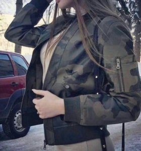 Бомбер. Куртка. 42-46